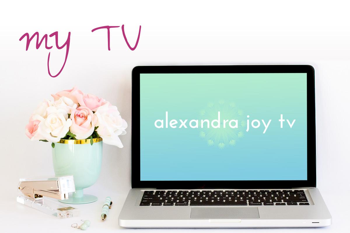alexandra joy tv